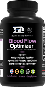 Blood Flow Optimizer 3 Bottles