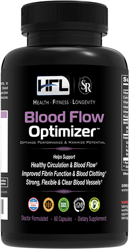 Blood Flow Optimizer Increases Blood Circulation Naturally