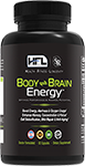 Body Brain Energy bottle