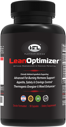 Dr. Sam Robbins M.D. and HFL LEAN OPTIMIZER Natural Weight Loss Formula